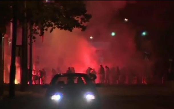 В Польше начались столкновения после убийства фаната полицейским