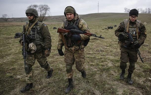Бойцы  Донбасса  заявили о вводе дополнительных сил в Широкино
