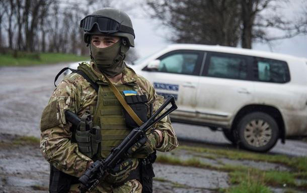 Киев: Украинские военные не обстреливали Донецк