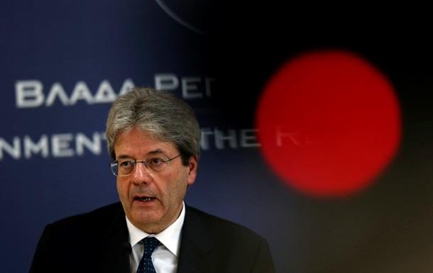 Глава МИД Италии выступил за предоставление автономии Донбассу