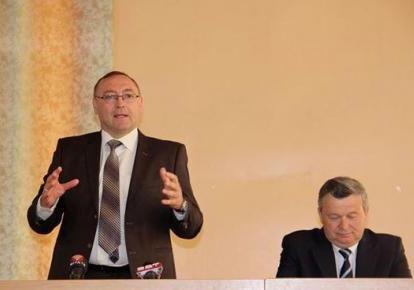 Доступно про економіку розповів Валерій Коровій студентам у Вінниці