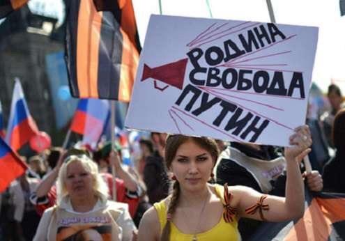 Святой Владимир без креста, или в чём виноваты жители Донбасса