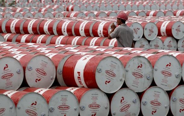 Цена на нефть Brent достигла годового максимума