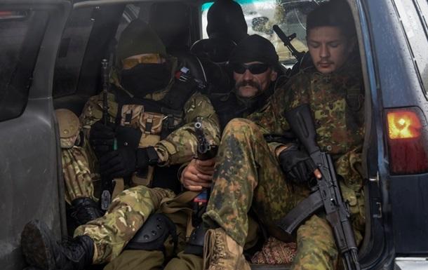 Силовики отрицают участие добровольческих батальонов в проведении АТО