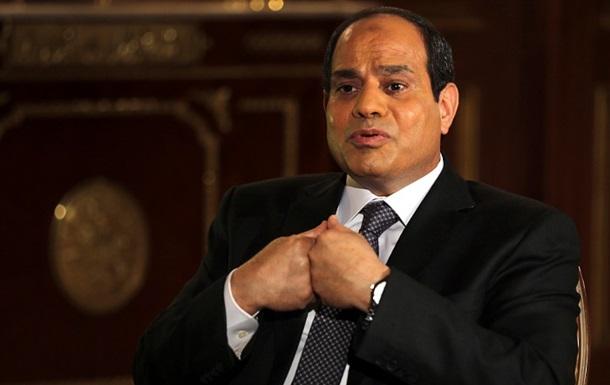 Египетский президент посетит парад Победы в Москве