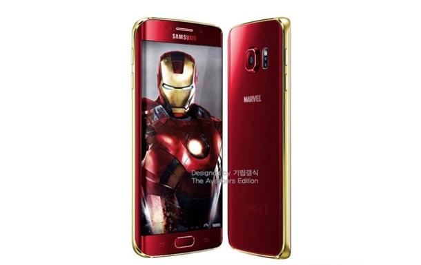 Флагман Samsung выйдет в лимитированной версии  Мстителей