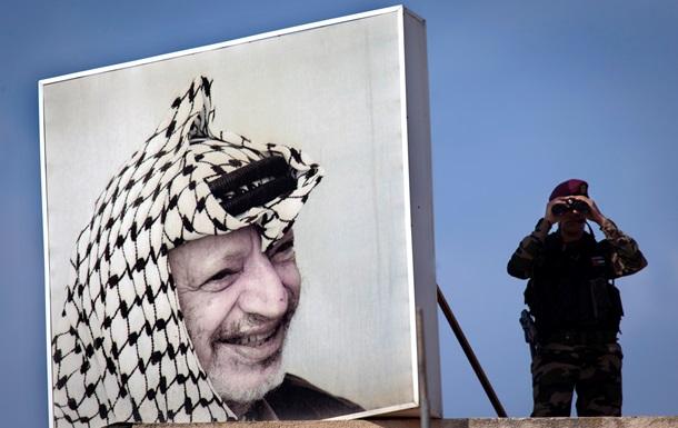 Следствие снова не подтвердило факт отравления Ясира Арафата