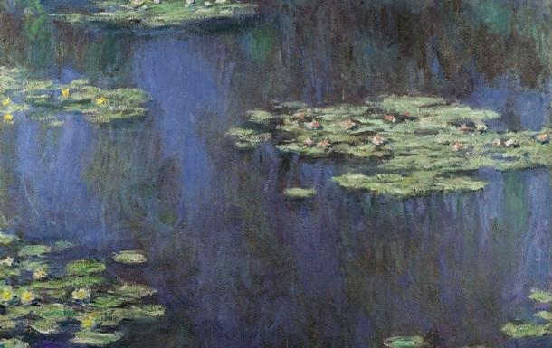 Картина Моне Водяные лилии была продана на аукционе Sotheby s за $54 млн