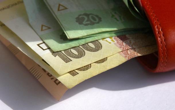 Зарплаты украинцев  выросли  на 200 гривен