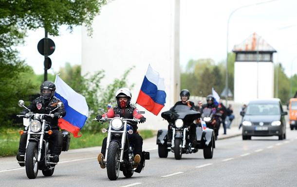 Российские байкеры хотят отсудить у ЕС 3 млн рублей компенсации
