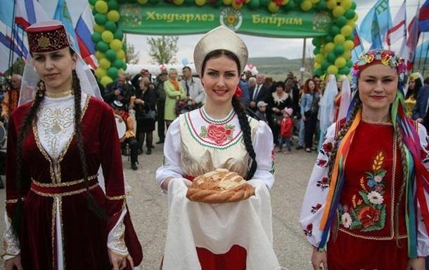 Крымские татары отметят национальный праздник в Киеве