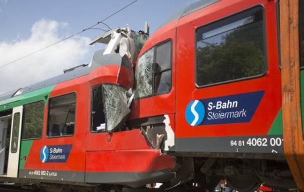 В Австрии столкнулись два поезда, есть погибшие