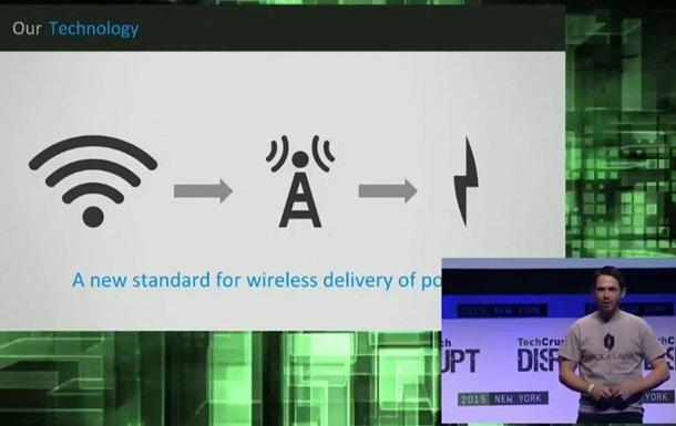 Разработчики реализовали подзарядку смартфонов через Wi-Fi