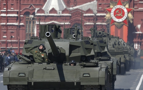 Минобороны РФ сокращает закупки заглохшего танка Армата - WSJ