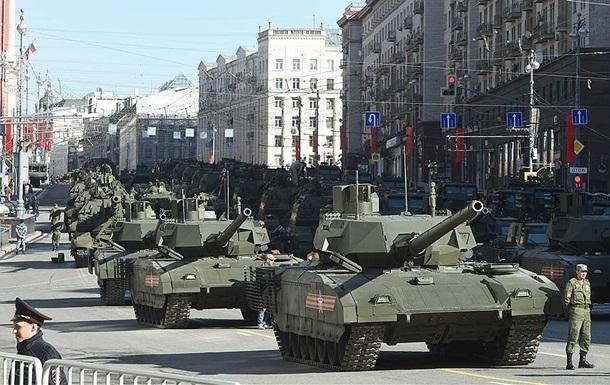 Порошенко: В Москве 9 мая покажут оружие, используемое на Донбассе