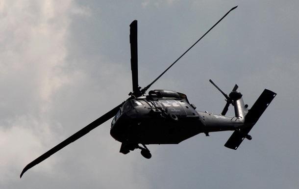 В Пакистане упал вертолет с иностранцами на борту, есть жертвы