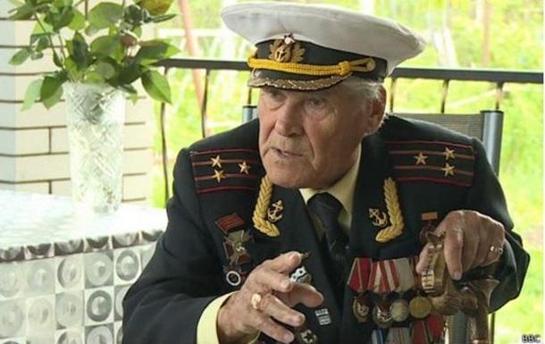 Ветераны о Второй мировой, празднике 9 мая и о войне на Донбассе - BBC