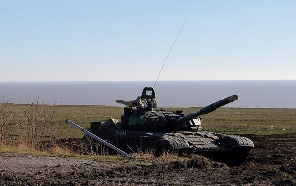 Сепаратисты стянули 30 танков к линии разграничения на Донбассе - ОБСЕ