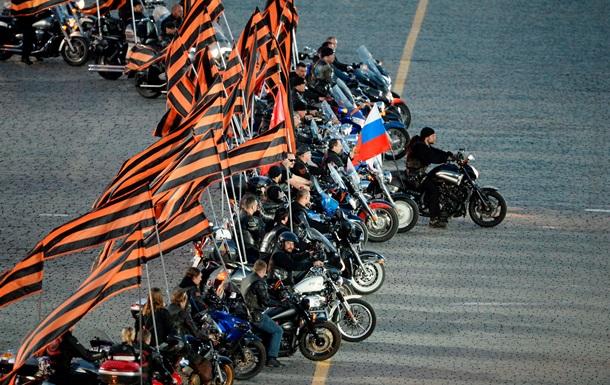 9 мая в Берлине: под рев мотоциклов и песни Высоцкого