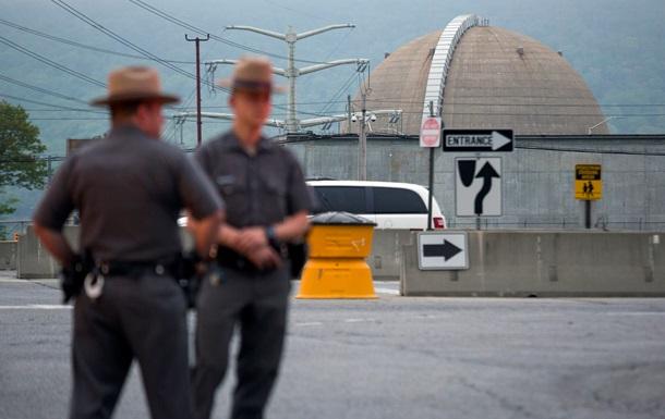 В Нью-Йорке произошел пожар на атомной станции