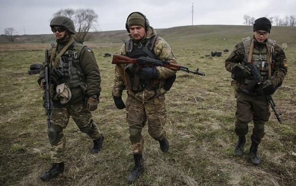 Ситуация в АТО: бои в районе Марьинки и обстрелы на Луганщине