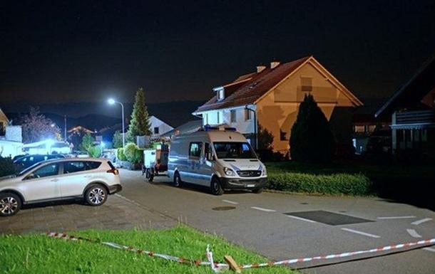 В Швейцарии расстреляли четверых человек