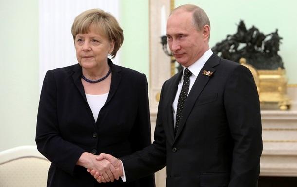 Меркель призвала сепаратистов и РФ пустить украинскую гуманитарку в Донбасс