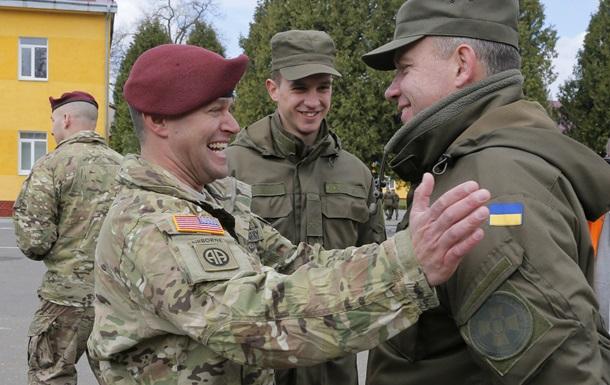 Американские инструкторы: украинские военные не знают элементарных вещей