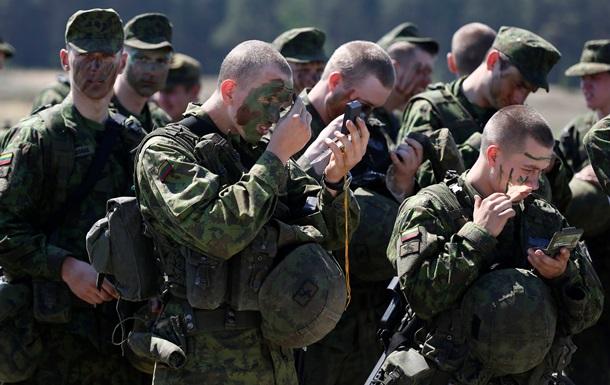 В Литве возобновляется обязательный призыв в армию