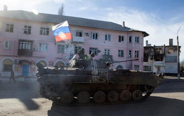 В штабе АТО назвали число российских военных на Донбассе