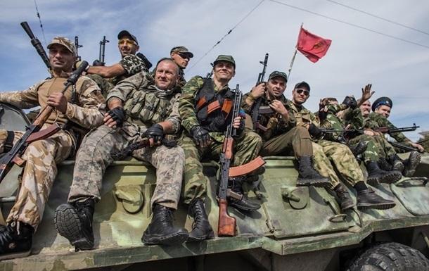 За время АТО арестованы 374 участника бандформирований – милиция