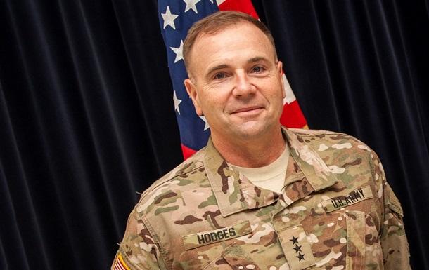 В Украину летит командующий сухопутных войск США