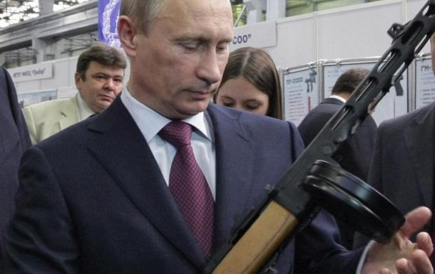 Путин хочет отказаться от военной продукции из Украины и ряда стран ЕС