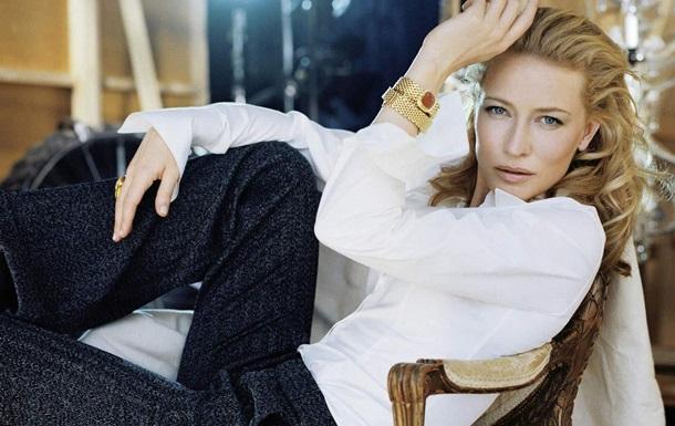 Актриса Кейт Бланшетт рассказала освоих романах сженщинами