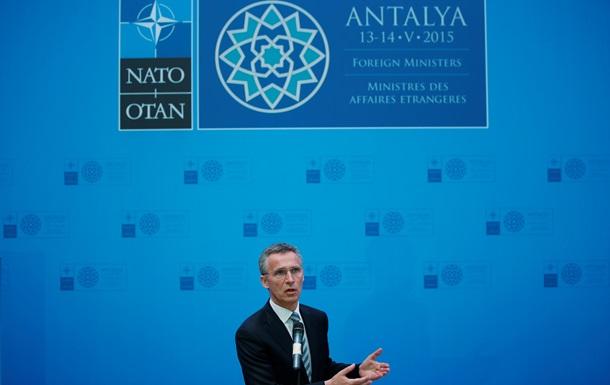НАТО пошлет России  четкий сигнал  за поддержку сепаратистов