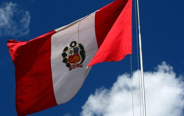 Генпрокурора Перу уволили из-за скандала с коррупцией