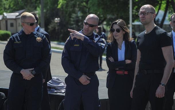 Евросоюз может создать центры подготовки правоохранителей в Украине