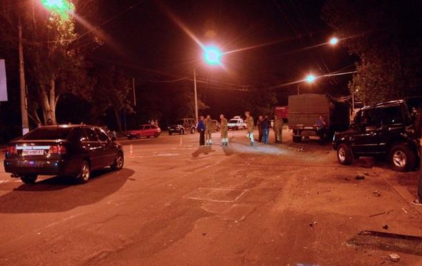 В Николаеве в ДТП разбился замкомбата десантной бригады