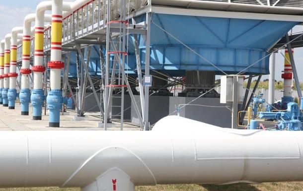 Украина почти вдвое сократила импорт газа из ЕС