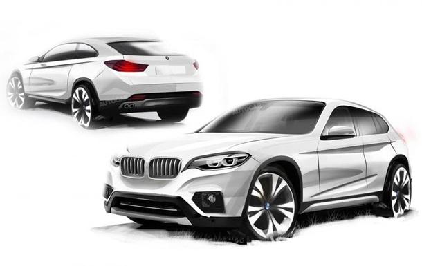 Стало известно, когда появится кроссовер BMW X2