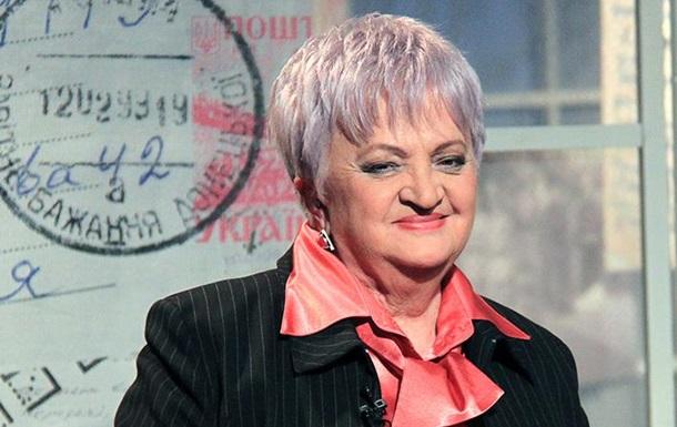 Cкончалась украинская телеведущая Тамара Щербатюк