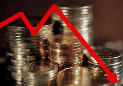 За первый квартал года экономика Украины упала на 17,6%