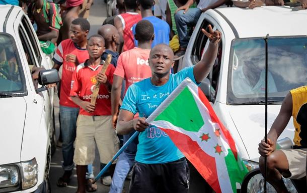 В ООН насчитали 105 тысяч беженцев из Бурунди после попытки госпереворота