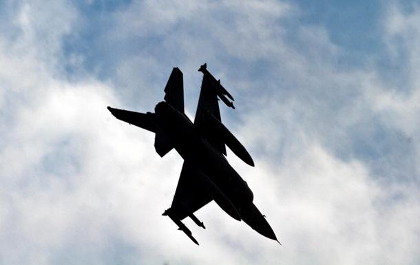 Турция сбила сирийский вертолет