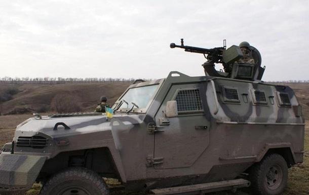 На Луганщине вблизи границы с РФ произошел бой, есть раненые