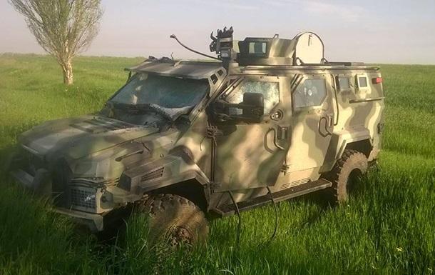 Семенченко:  Донбасс  вышел из Широкино