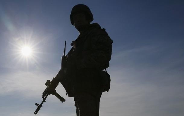 В зоне АТО задержали двух российских офицеров