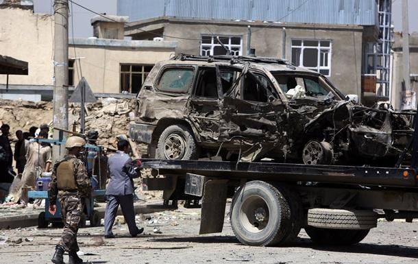 Террорист-смертник подорвал полицейских ЕС в Афганистане