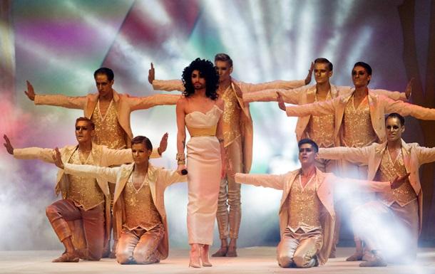 В Вене торжественно открылся конкурс Евровидение-2015