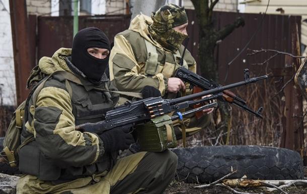 В Донецкой области возле Троицкого идет бой – Госпогранслужба